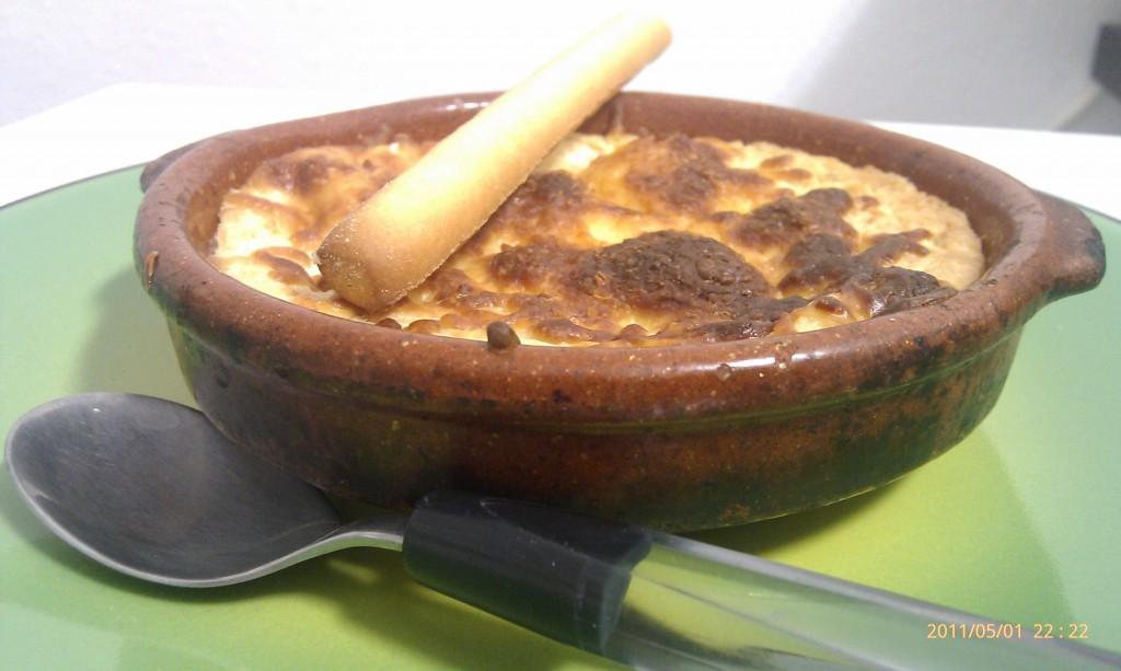 Dip de cebolla y queso a las finas hierbas
