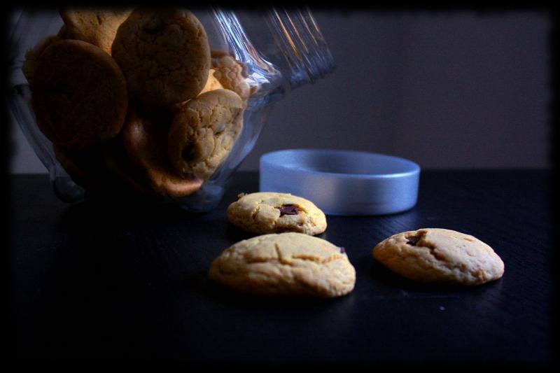 Tarro con cookies