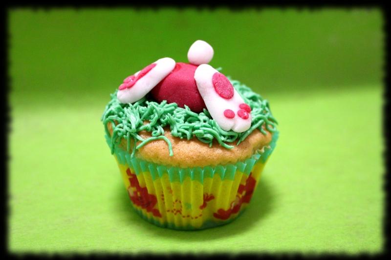 Cupcake conejito