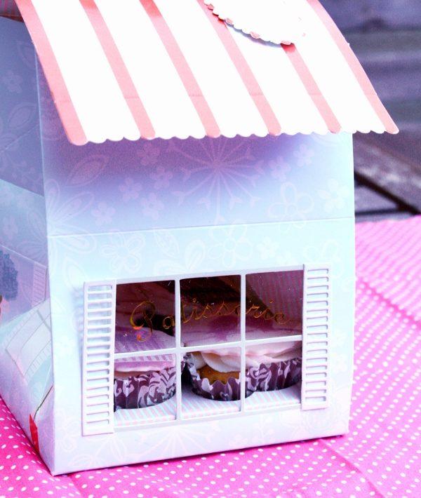 Cupcakes en cajita