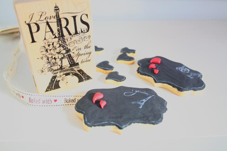 """Galletas París, Je t'aime"""""""