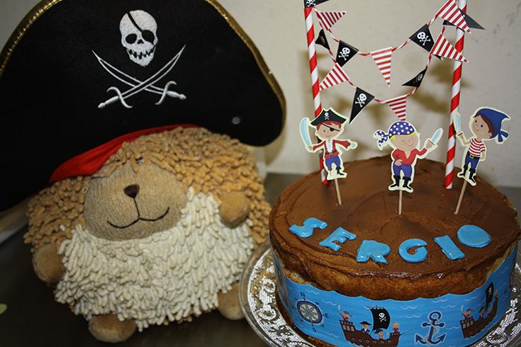 Tarta piratas