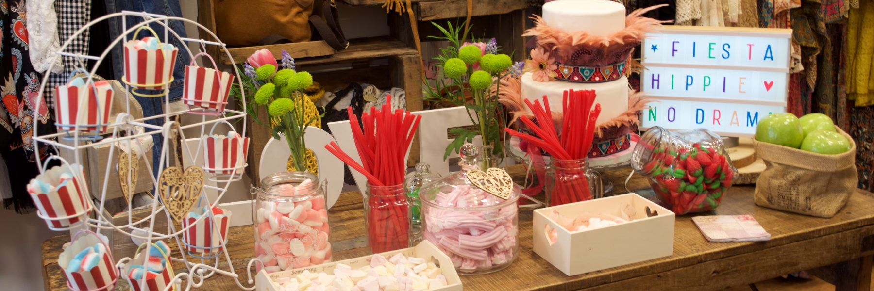 "Candy-bar Tienda ""No Drama"""